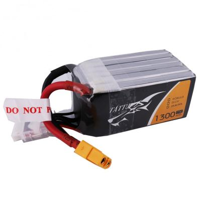 Gens Ace   450mAh 11,1V 75C 3S1P TATTU Lipo Battery Pack