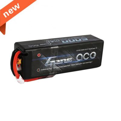 Gens ace 5000mAh 11.1V 50C 3S1P Lipo Hard Case-15 Battery Pack