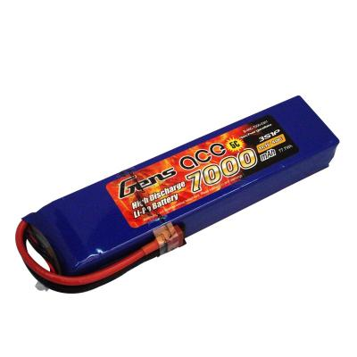 Gens ace  7000mAh 11,1V 40C 3S1P Lipo Battery Pack