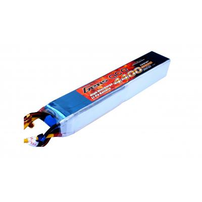 Gens ace  4400mAh 44.4V 45C 12S1P Lipo Battery Pack